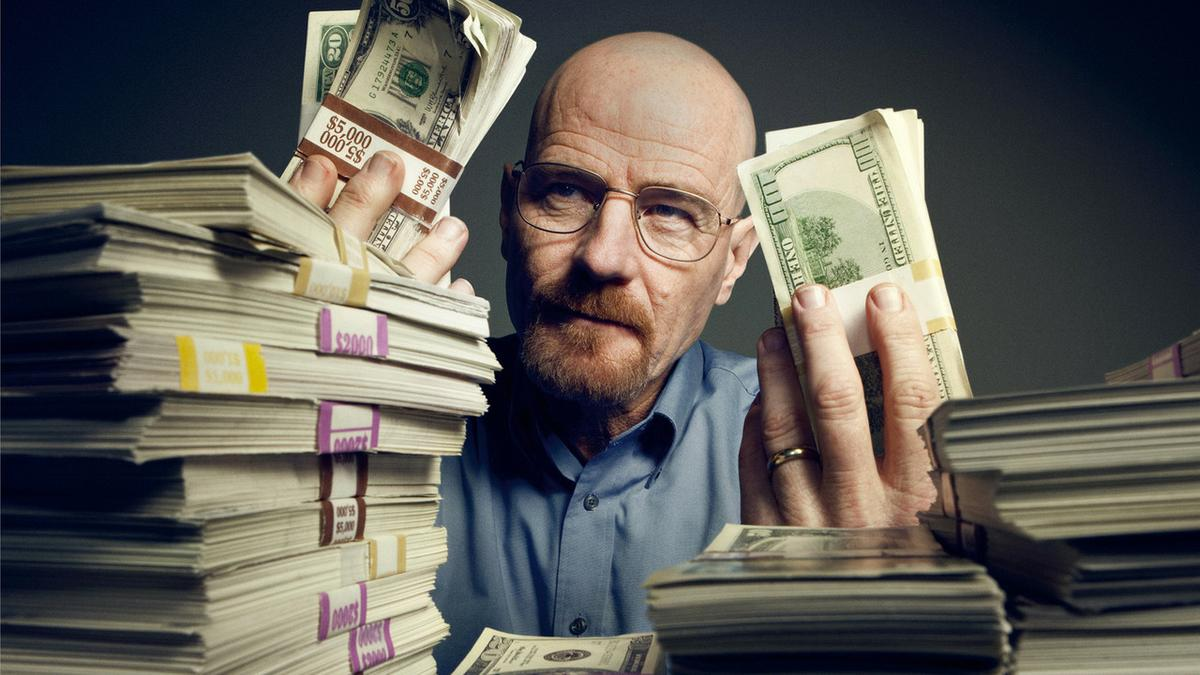 Poor Walter White. He learned this lesson a little too late.