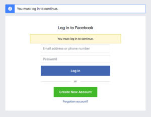 www facebook com login home page
