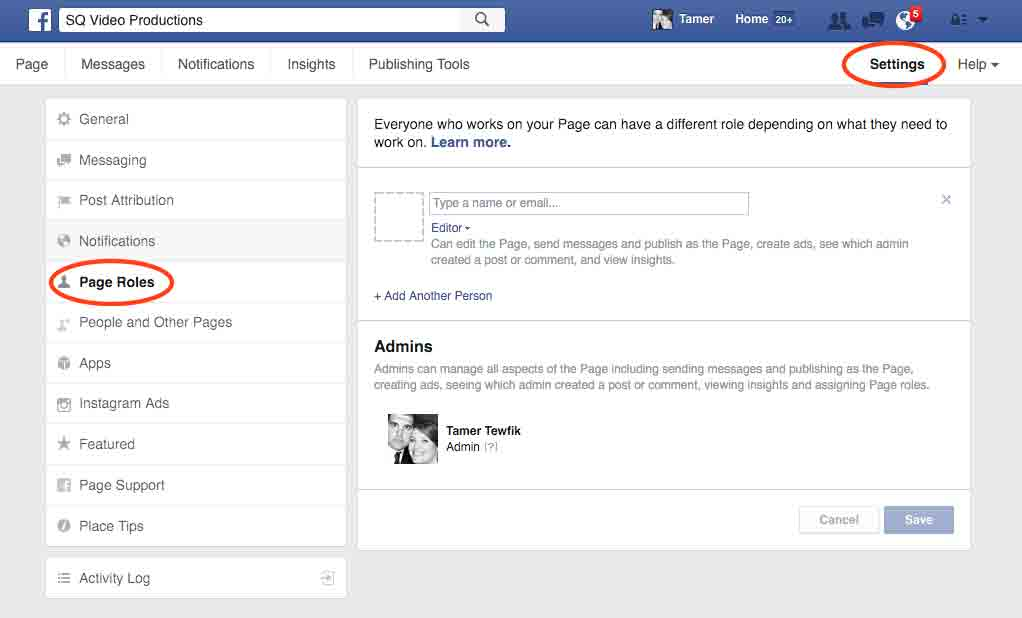Administering Facebook Pages without a personal Facebook profile